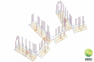 Съемка фасада для проектирования