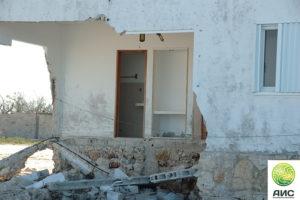 Осадка и деформация здания