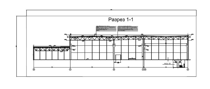 Исполнительная схема колонн