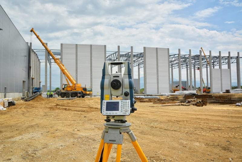 Геодезический мониторинг в строительстве
