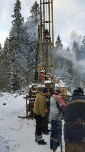 Геологразведка в Спб ИК АИС