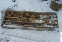 Геологоразведочные работы АИС песок