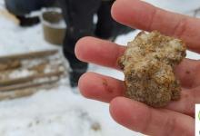 АИС геологоразведка пески